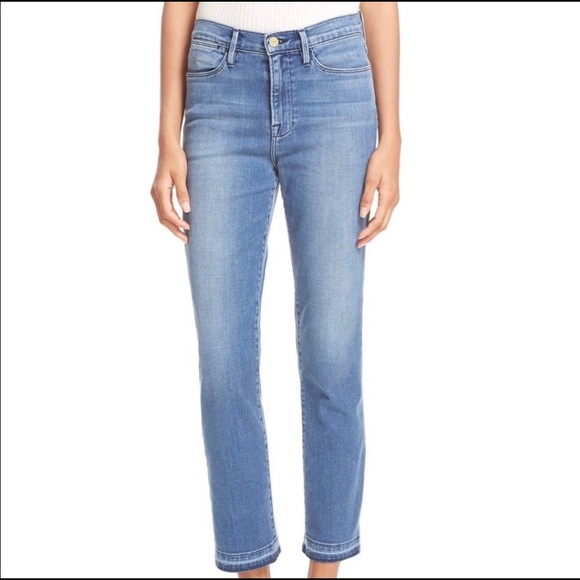 Frame Denim Denim - Frame Denim Le High Straight 25